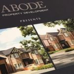 Luxury Brochure for Abode Property Developers