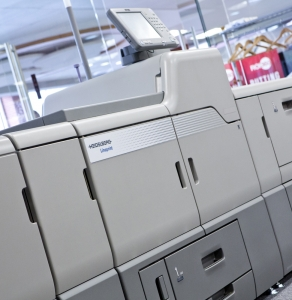 New digital press increases print capability